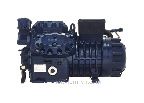 Dorin Semi-hermetic compressors double stage